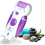 New Model Rechargeable Electric Callus Remover, Foot File, Pedicure Tools Skin and Callous Removers with Extra Replacment Mg-3