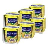 (Pack of 6) My Shaldan Japanese Car Natural Air Freshener Cans (Lemon)