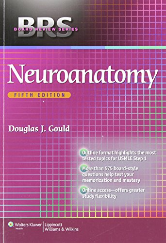Pdf Medical Books BRS Neuroanatomy (Board Review Series)