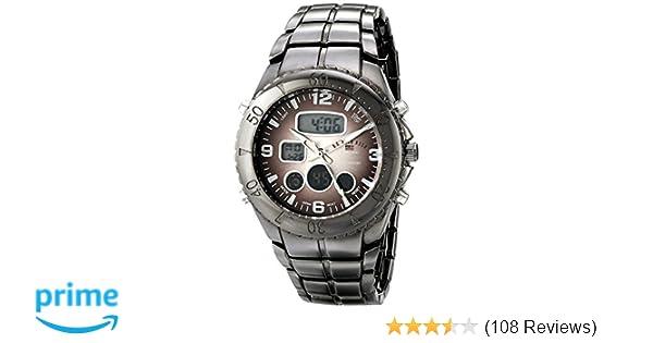 Amazon.com: U.S. Polo Assn. Sport Mens US8139 Gunmetal-Tone Watch: Watches