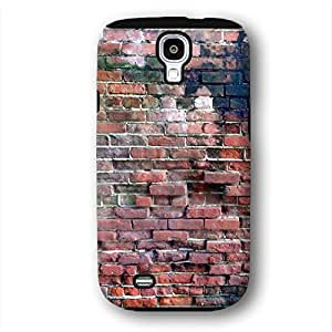 Very Old Brick Wall Pattern Samsung Galaxy S4 Armor Phone Case wangjiang maoyi