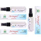 Aringel Afterbite Herbal Spray (8Ml Each) Set of 3 Fast Relief from Insect Bites & Stings