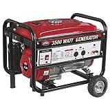 All Power America APG3002S, 3000 Running Watts/3500 Starting Watts, Gas Powered Portable Generator