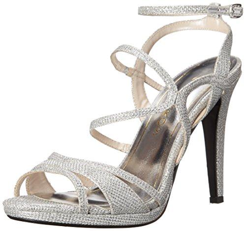 Women's Topaz Silver Dress Caparros Sandal xqZFwYfP