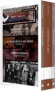 Box Clássicos da Crítica, da Literatura e do Teatro