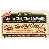 Bigelow Tea Vanlla Chai Tea, 20 tea bags
