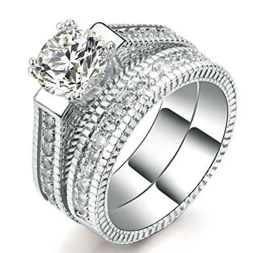Engagement Princess Eternity Solitaire Anniversary product image
