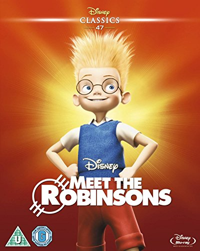 Limited Edition Artwork (Meet The Robinsons - Limited Edition Artwork & O-ring [Blu-ray] [2007])