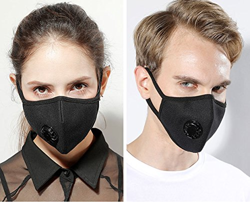 muryobao mouth mask anti pollution mask unisex outdoor protection n99 4 layer filter insert anti. Black Bedroom Furniture Sets. Home Design Ideas