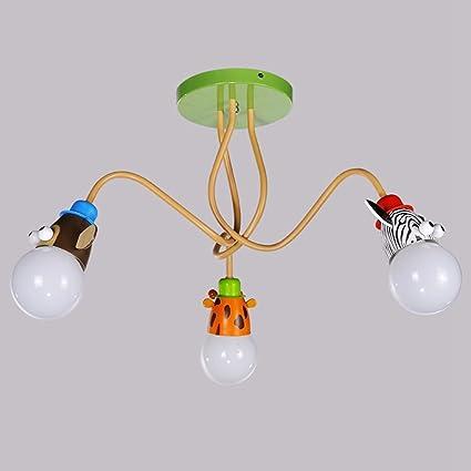 Dibujos animados lámpara colgante de techo (Animales ...