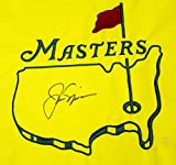 Jack Nicklaus Masters Tournament Autographed Signed