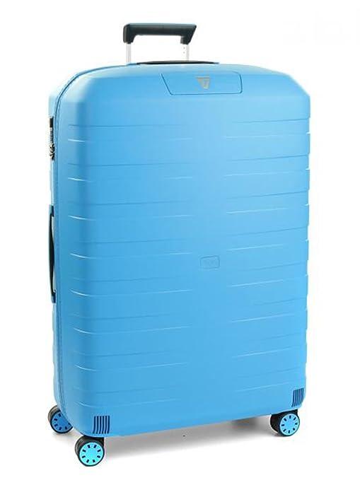 Roncato Box 2.0 Maleta, 78 cm, 80 Litros, Azul
