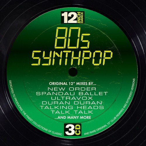 12 Inch Dance: 80's Synthpop