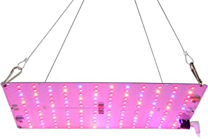 Grow Light Full Spectrum,ACKE Plant Light 20W,Growing Lamp Panel for Indoor Plants…