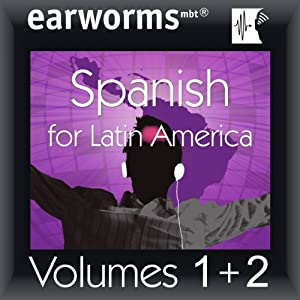 Rapid Spanish (Latin American): Volumes 1 & 2 Hörbuch