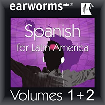 1a0df6b5508d Amazon.com  Rapid Spanish (Latin American)  Volumes 1   2 (Audible Audio  Edition)  earworms Learning