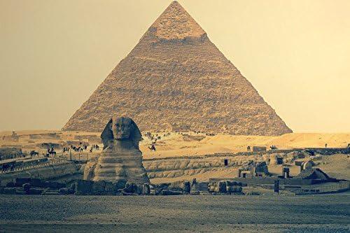 Oedim Fotomural Vinilo Pared Piramide Egipto 150x100cm | Murales de Pared Ideal para Cualquier Tipo de Espacio | Fotomurales Económicos | Vinilos Decorativos Pared | Vinilos Infantiles: Amazon.es: Hogar