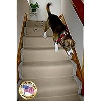 LAMINET Carpet & Floor Protectors (30'L x 30' W, Beige)