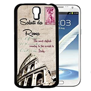 Colosseum Amphitheatre Rome, Italy Postcard Hard Snap On cell Phone Case Cover Samsung Galaxy S4 I9500