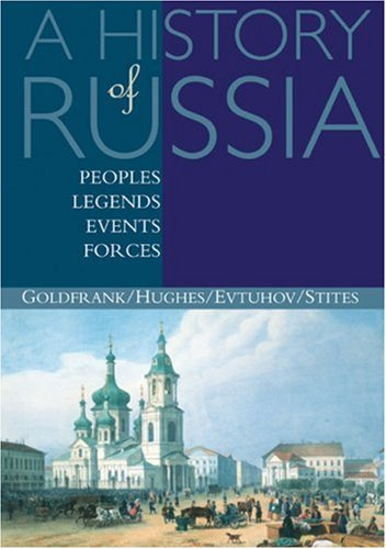 History Of Russia:Peoples...,Complete