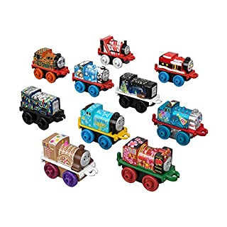 Fisher-Price Thomas & Friends MINIS Themed, 10 Pack [Amazon Exclusive]