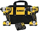 DEWALT XTREME 12V MAX Cordless Drill Combo Kit