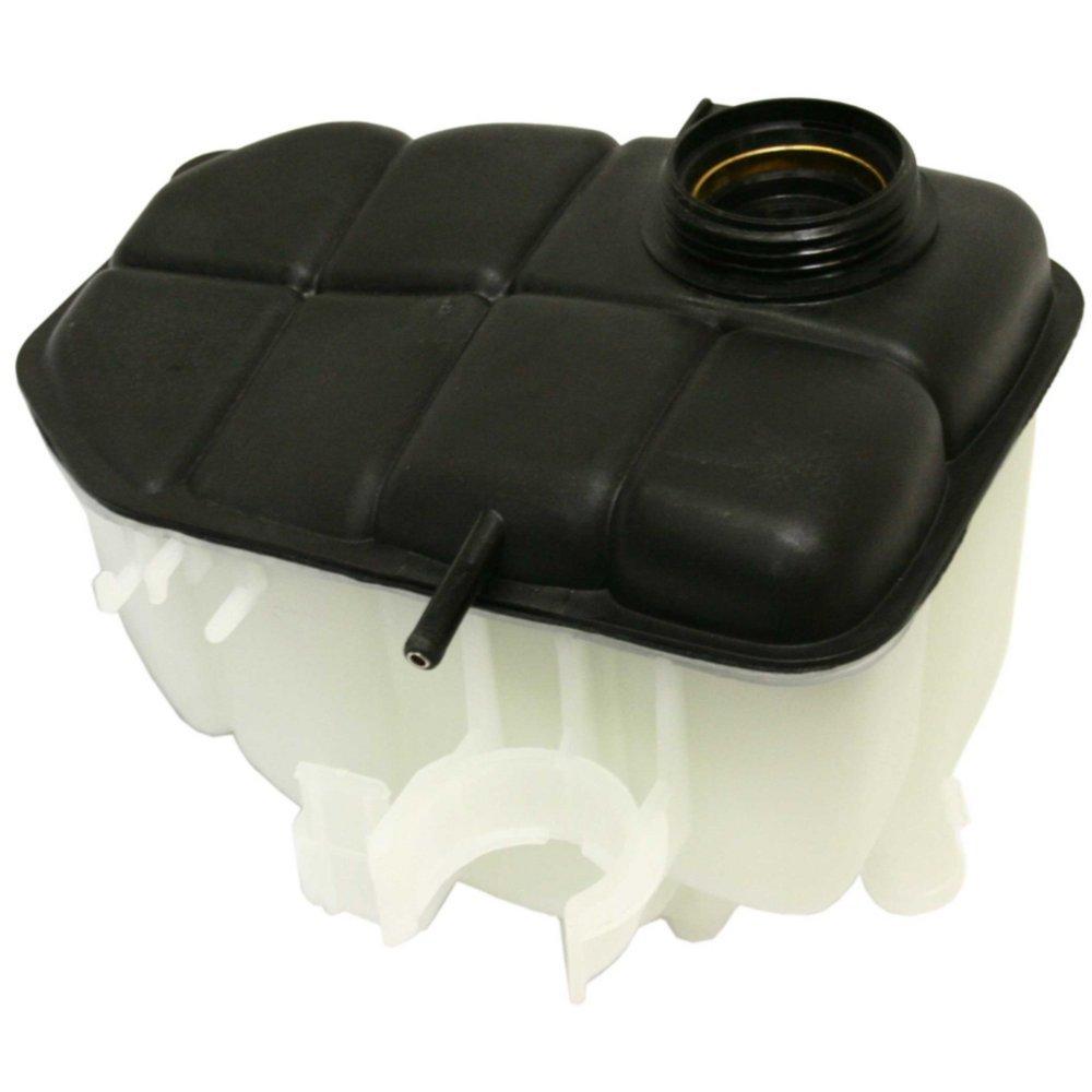 Evan-Fischer EVA11872043951 New Direct Fit Coolant Reservoir Expansion Tank for C-Class 01-07 Clk-Class 03-09 Assembly Plastic
