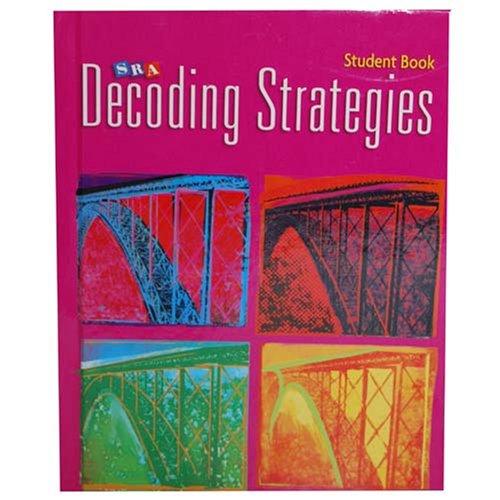 Corrective Reading SRA Decoding Strategies Decoding B2 (Student Book)