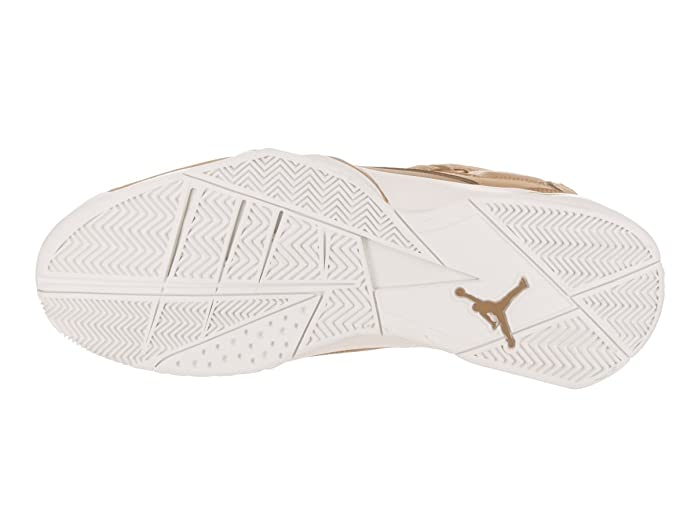 b5eb416c6ee Amazon.com | Jordan Men's True Flight Basketball Shoe, Golden  Harvest/Golden Harvest-Sail, 11 | Shoes