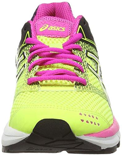 Yellow white Gel Running Femme 0701 phoenix Chaussures 7 Glow Entrainement De flash Jaune pink Asics UwqCvxR4v