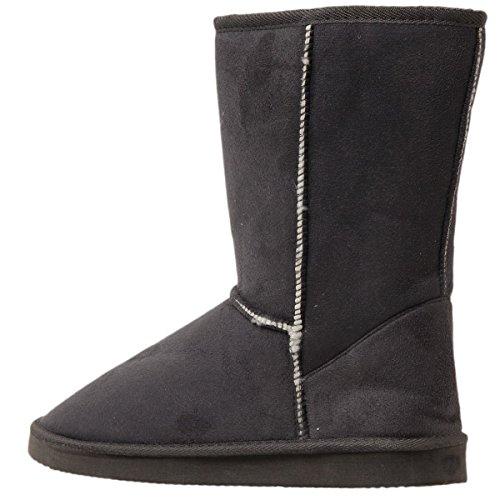 EJY de Femme Boots Fourr Hiver Chaudes Neige Bottes Bottes qqYArwH