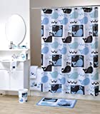 Allure Home Creations Whale Watch Bath Collection