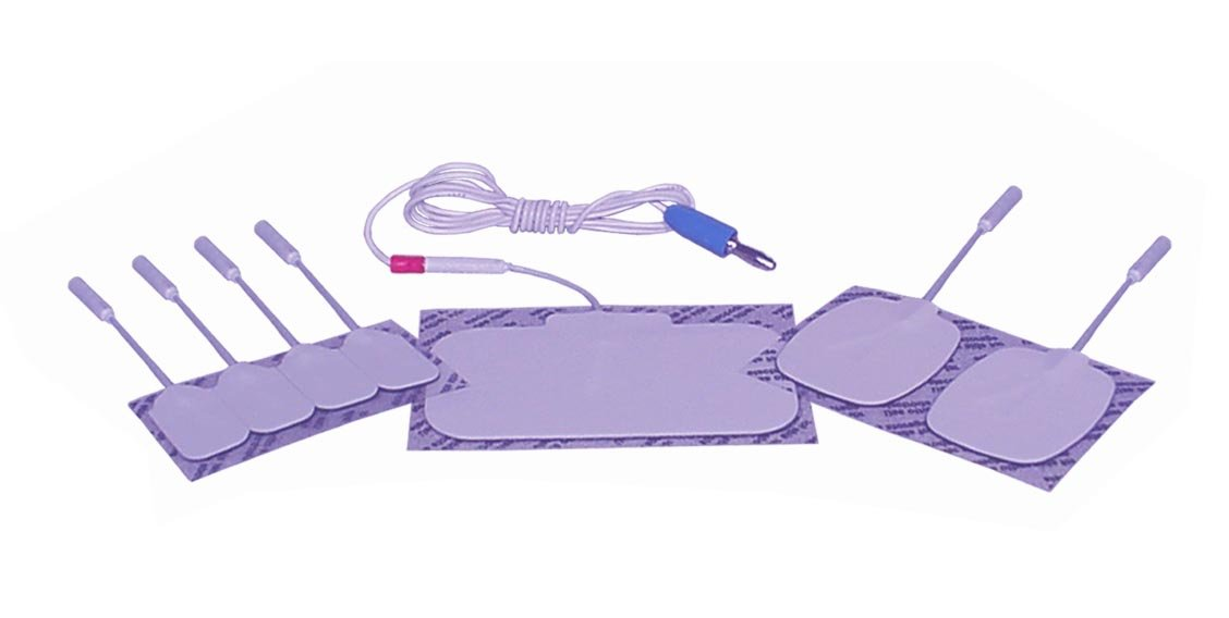 Aavexx transdermal electrolysis patch kit for permanent hair removal.