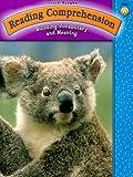 Steck-Vaughn Reading Comprehension: Student Workbook Grade 1 (Level A)