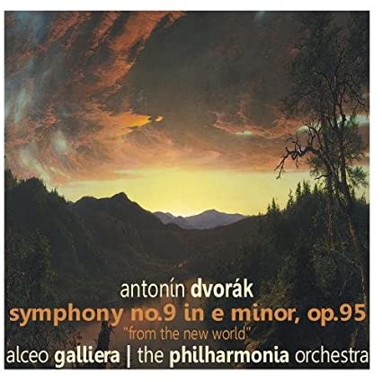 Symphony No.9 In E Minor, Op.95, 'From The New World' (Dvorak)
