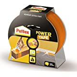 Pattex Power Tape Adhesive Repair Tape in Case 25 m Orange by Pattex