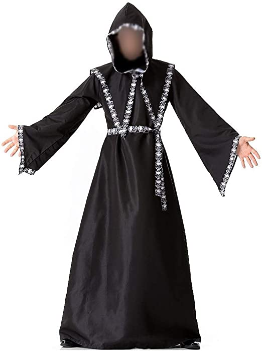 ZHFEL Halloween Pareja Disfraz, Noche De Carnaval Juego De Roles ...