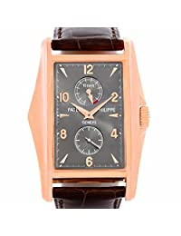 Patek Philippe Gondolo Manta Ray automatic-self-wind pink mens Watch 5100R (Certified Pre-owned)
