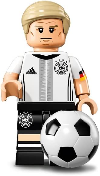 LEGO Germany DFB German Soccer Team Minifigures - Bastian Schweinsteiger No. 7 (71014)