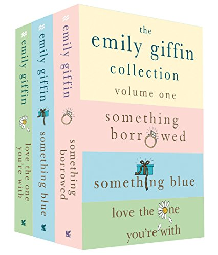 The Emily Giffin Collection: Volume 1: Something Borrowed, Something Blue, Love the One You're (One Love Collection)
