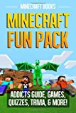 Minecraft Fun Pack, Minecraft Books, 149593389X
