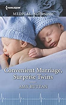 Convenient Marriage, Surprise Twins by Amy Ruttan