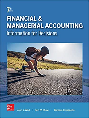 Financial And Managerial Accounting 4th Edition Pdf
