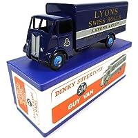 OPO 10 - Atlas Dinky Toys – lastbil från Guy Van Lyons SUPERTOYS 514 1:43 (MB113)