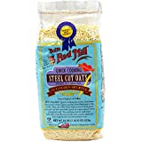 Bob's Red Mill Quick Cooking Steel Cut Oats, 22 Oz (4 Pack)