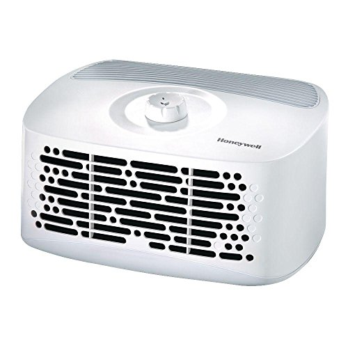 Honeywell HHT270WHD HEPA Clean Tabletop Air Purifier, White (Tabletop Purifier Honeywell Air)