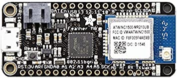 Adafruit ATWINC1500 WiFi Breakout with uFL Connector fw 19.4.4