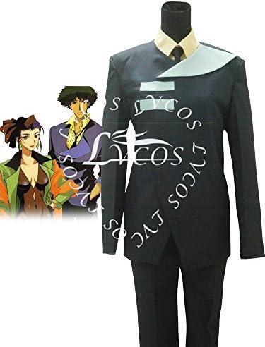 Cowboy Bebop Spike Spiegel Cosplay Costume Men