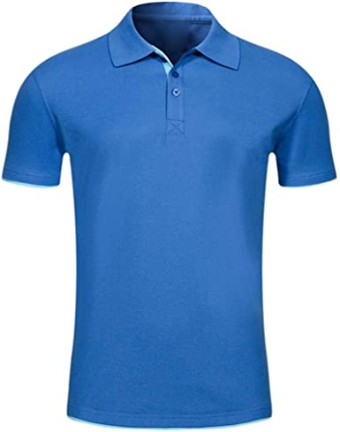 Camisa De Verano para Hombre, Manga Cómodo, Polo Corta ...
