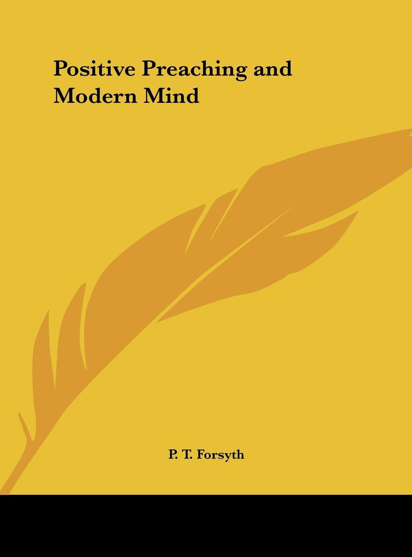 Positive Preaching and Modern Mind pdf epub